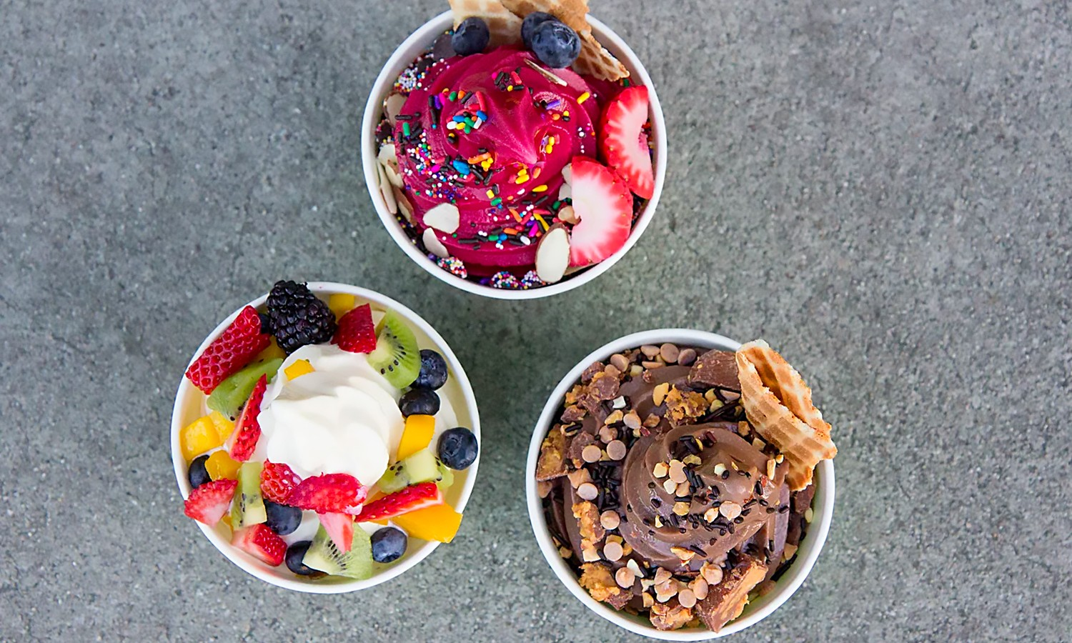 Yopop Frozen Yogurt - Raleigh, NC 27617 - (919)361-9917 | ShowMeLocal.com