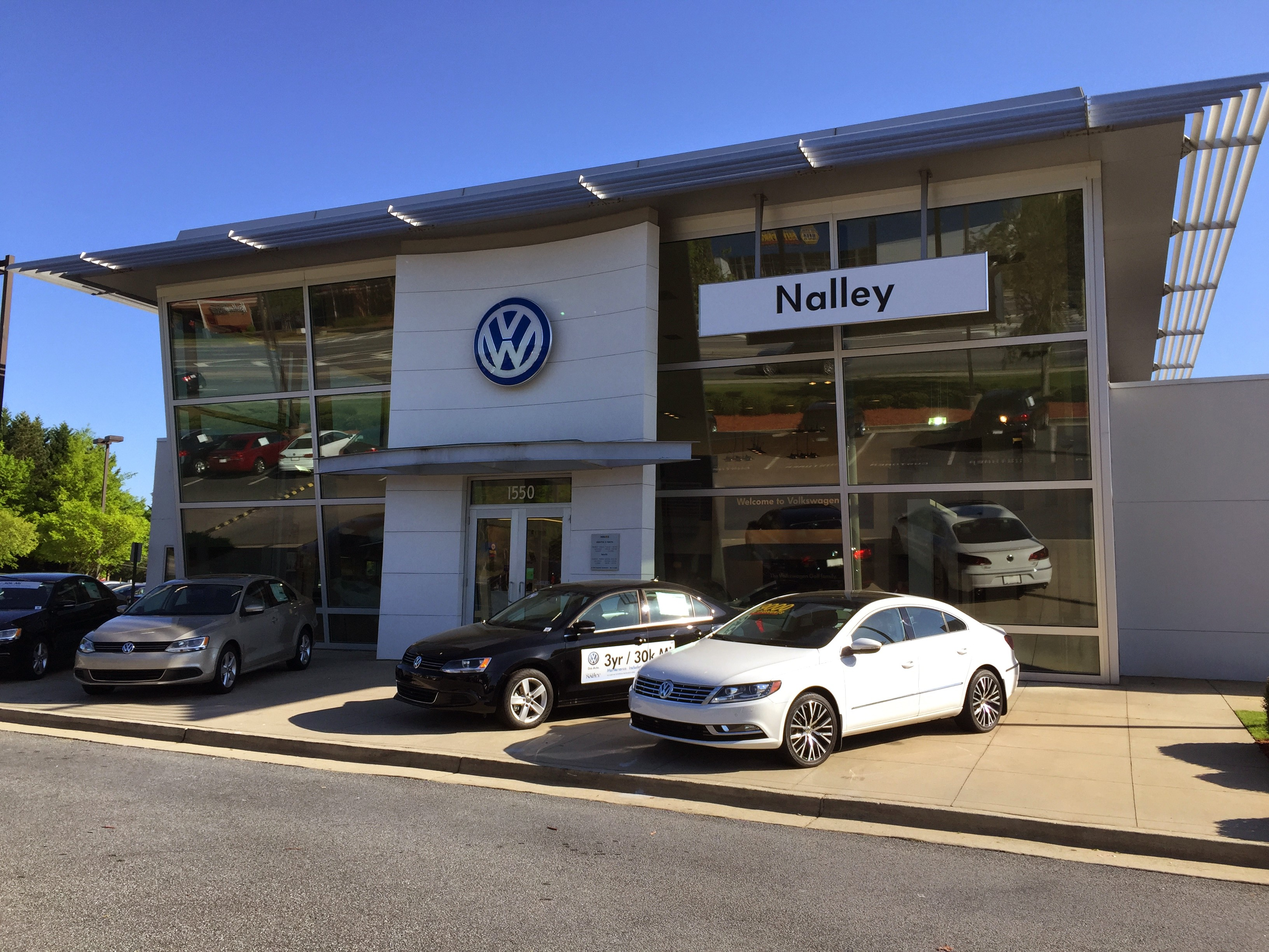 Nalley Volkswagen Of Alpharetta In Alpharetta Ga 30009