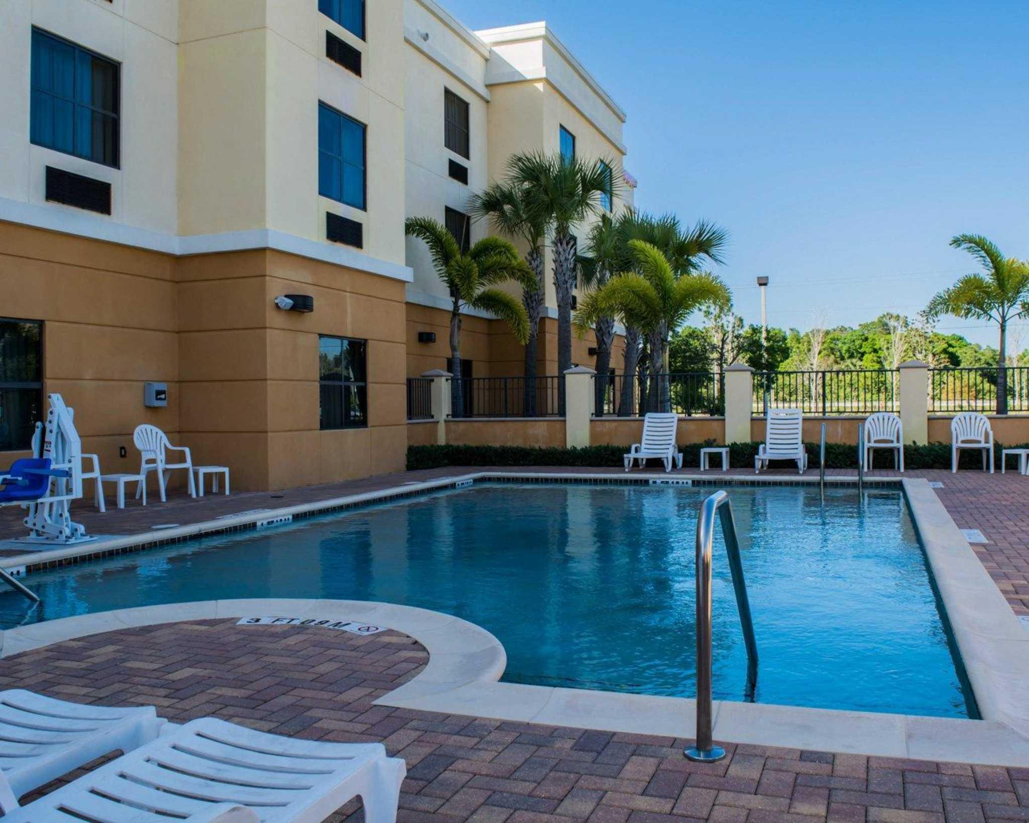 Comfort Inn Suites Vero Beach Florida