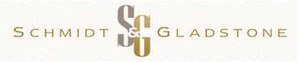 Schmidt & Gladstone Law Firm - ad image
