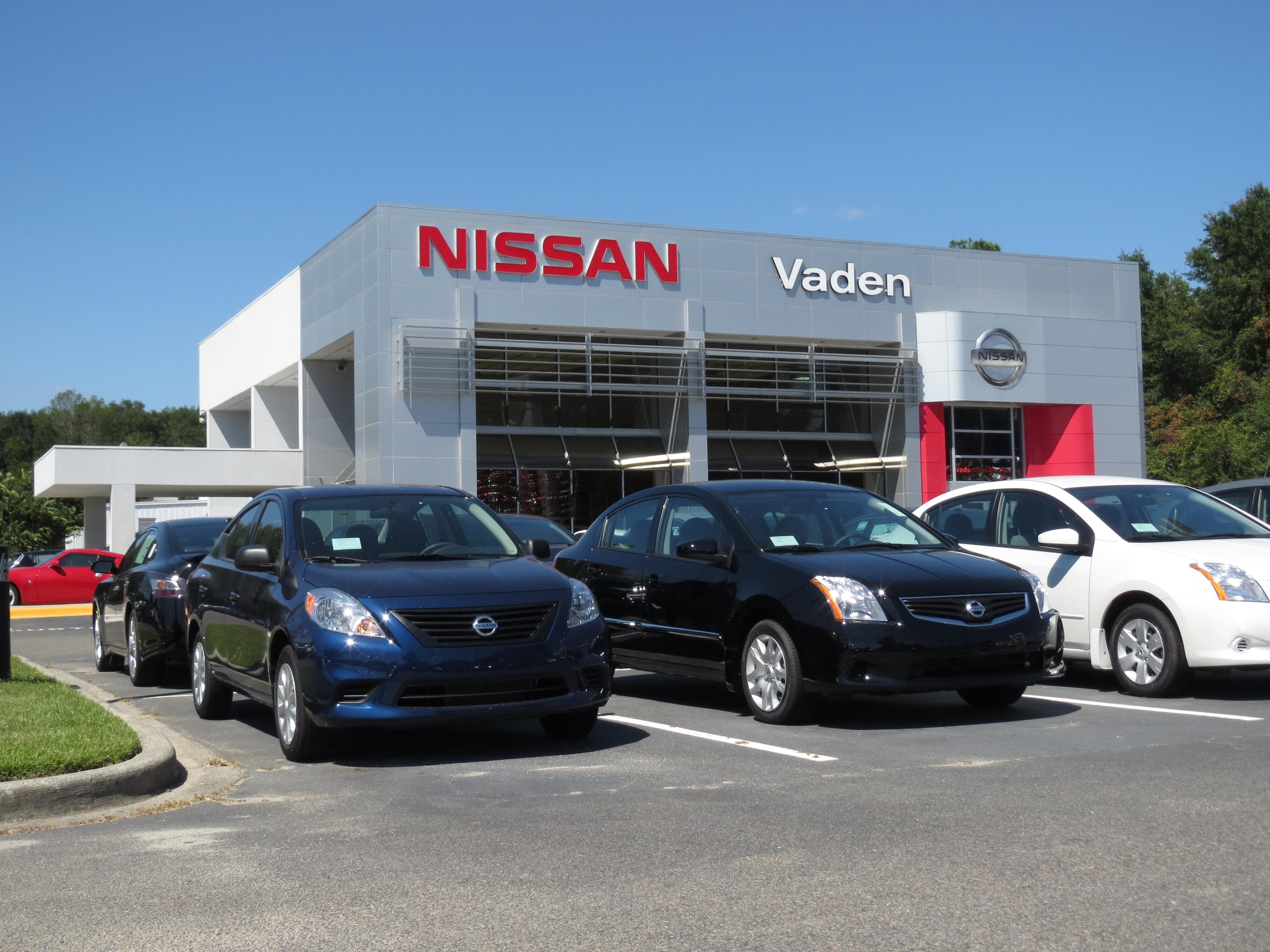 Nissan Used Cars Savannah Ga >> Vaden Nissan of Savannah in Savannah, GA 31419 ...