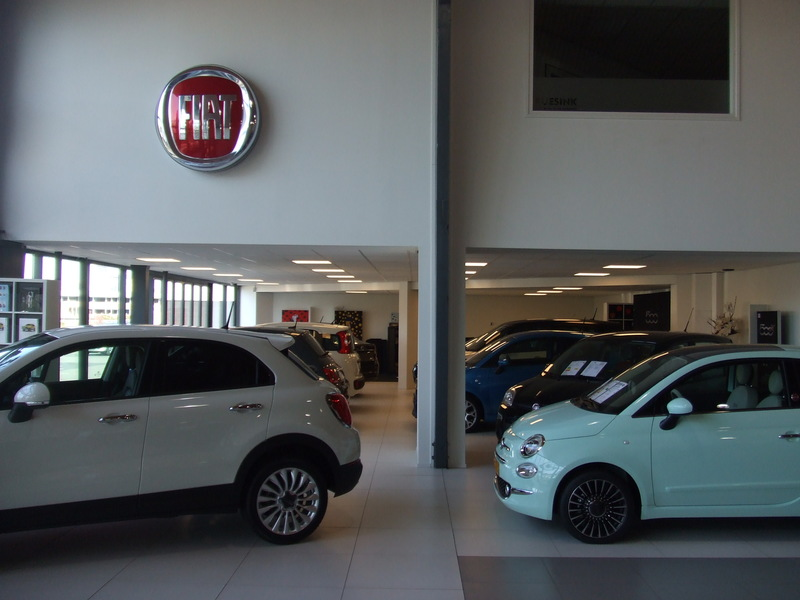 Citroën Fiat en DS Dealer Ruesink
