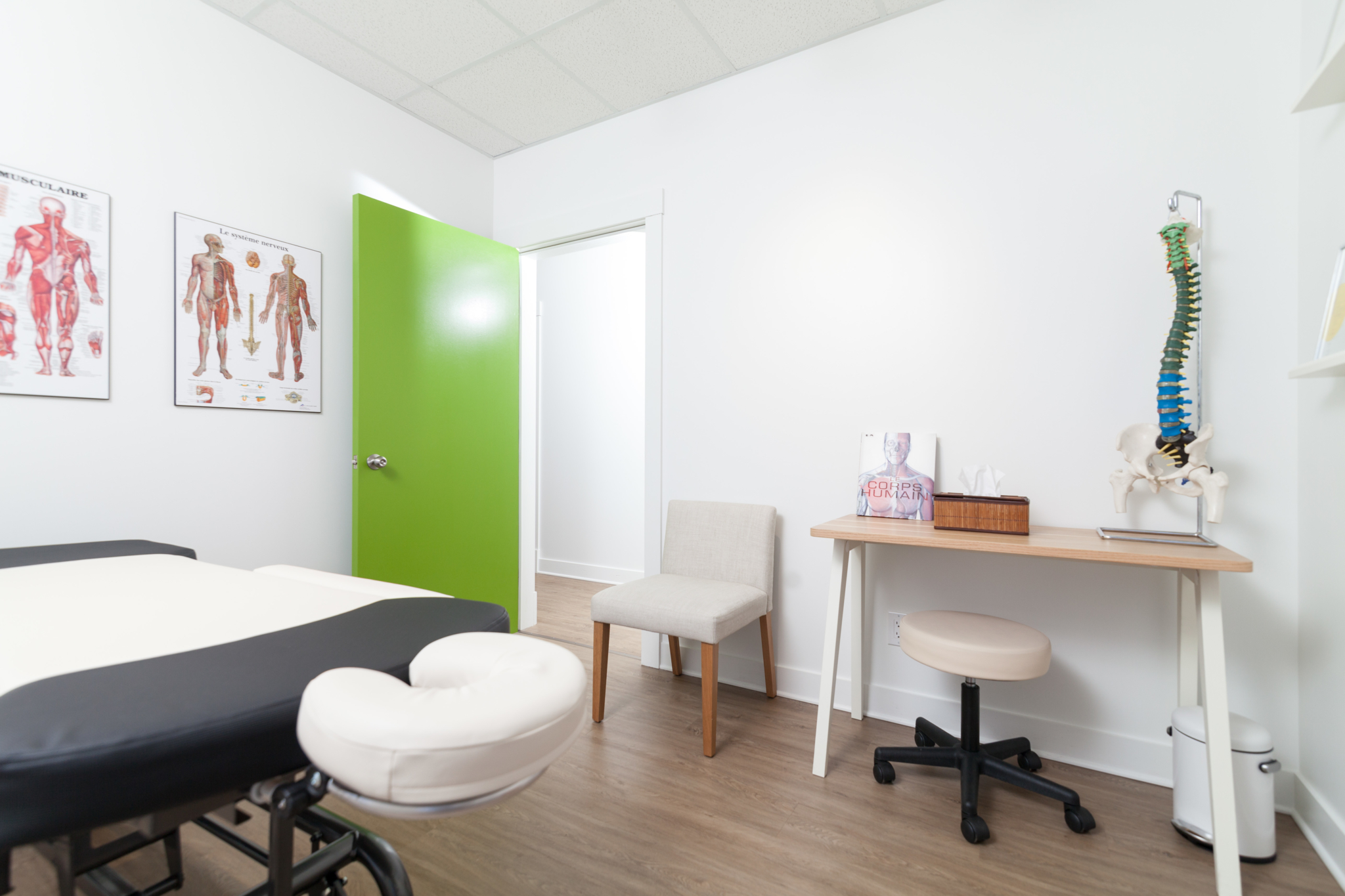 Clinique Kiné Santé à Montréal