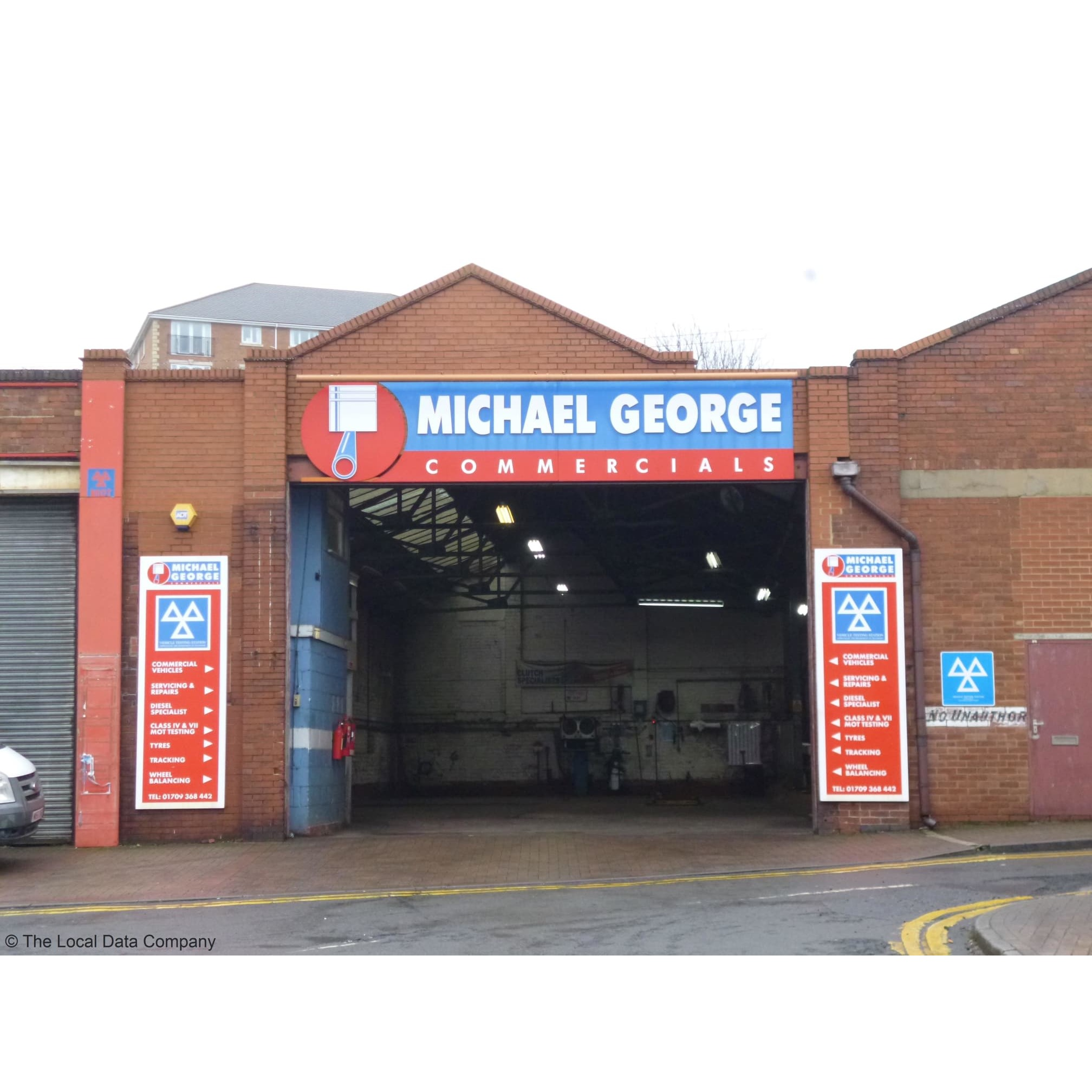 Michael George Commercials - Rotherham, South Yorkshire S60 1BD - 01709 368442 | ShowMeLocal.com