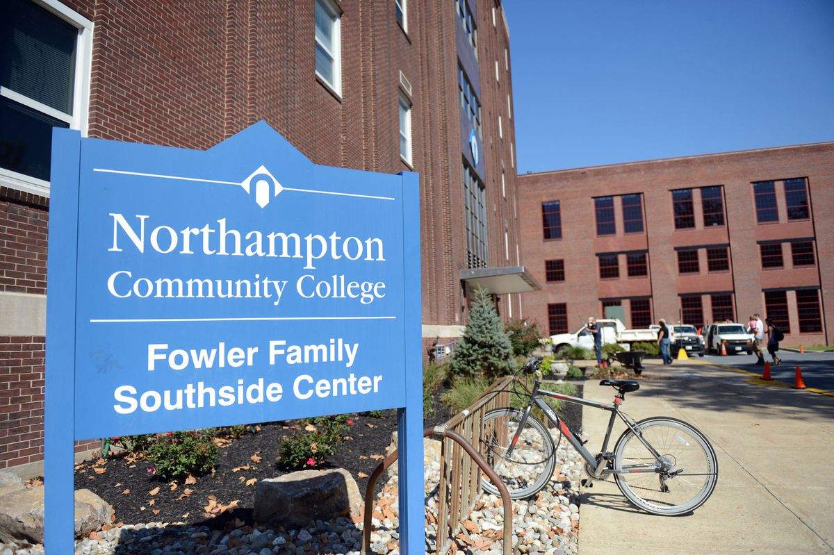 Northampton Community College Fowler Family Southside Center