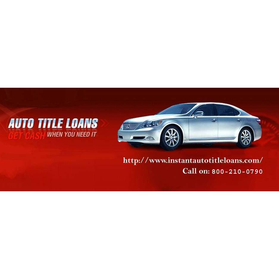Instant Auto Title Loans