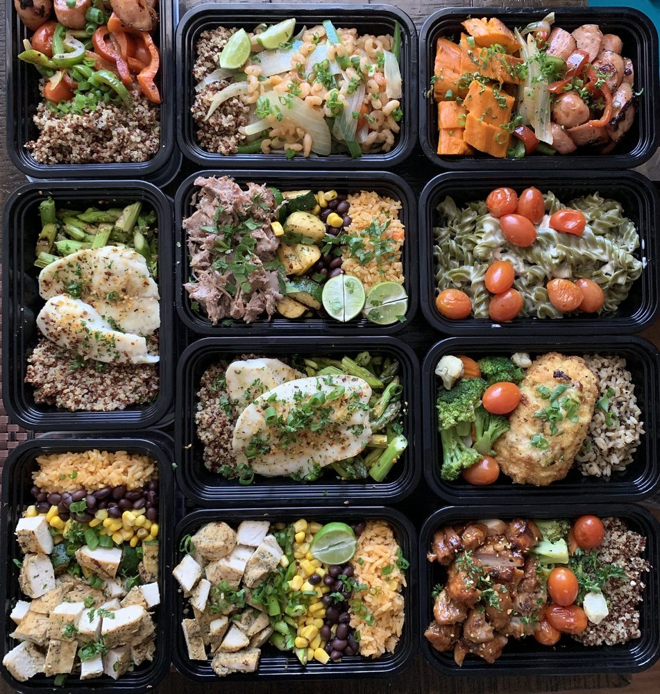 Meal Prepping in San Diego, CA