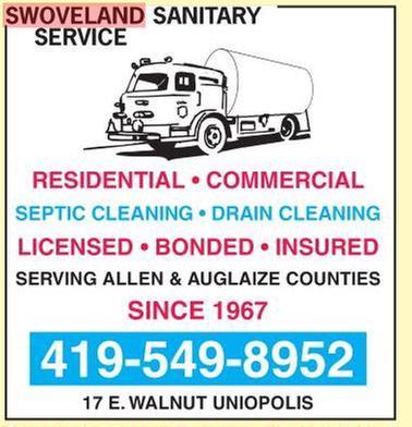Swoveland Sanitary Service