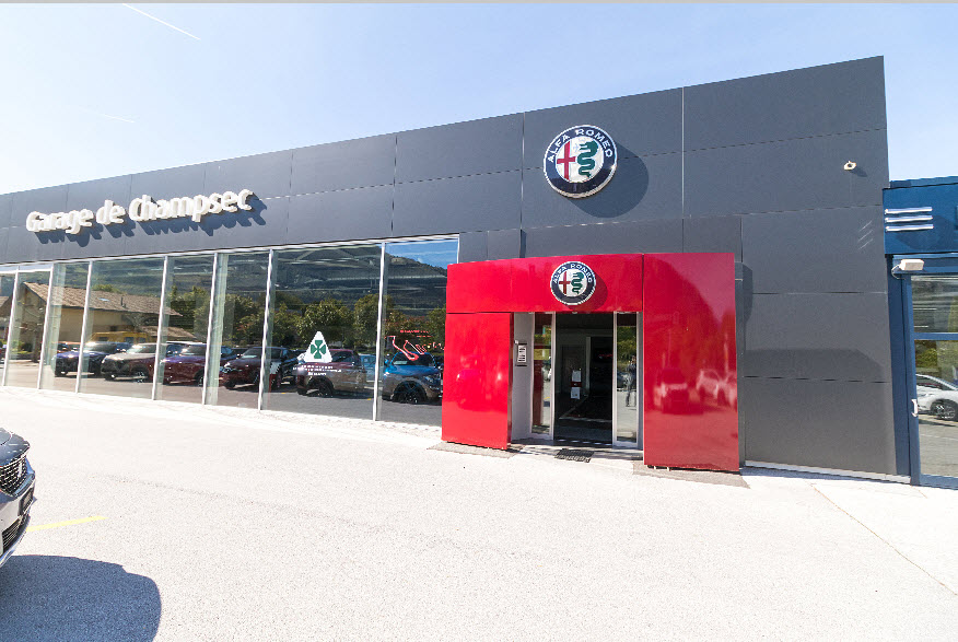 Garage de Champsec
