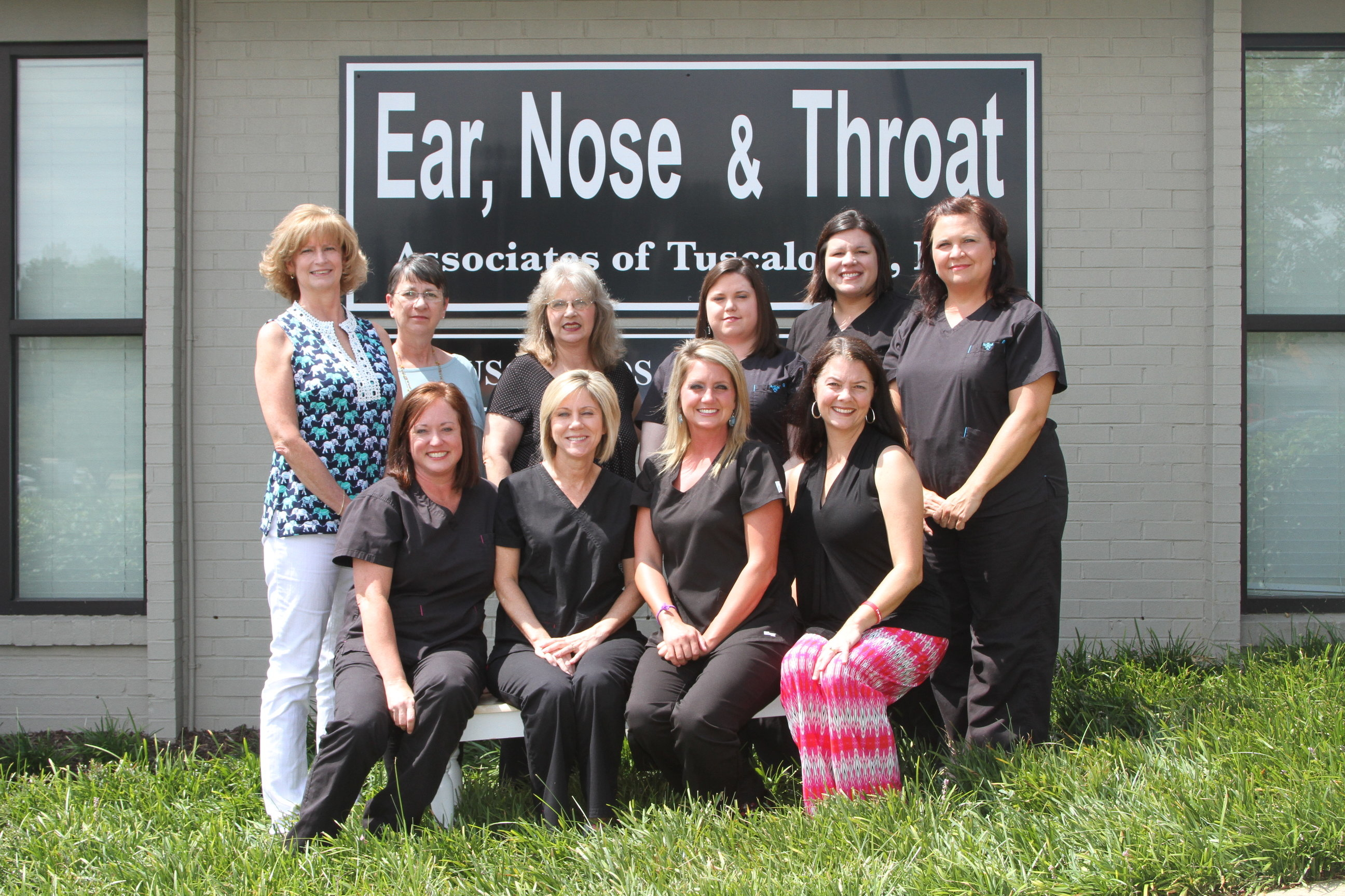Ear Nose  Throat Associates Of Tuscaloosa Pc, Salem K -8264