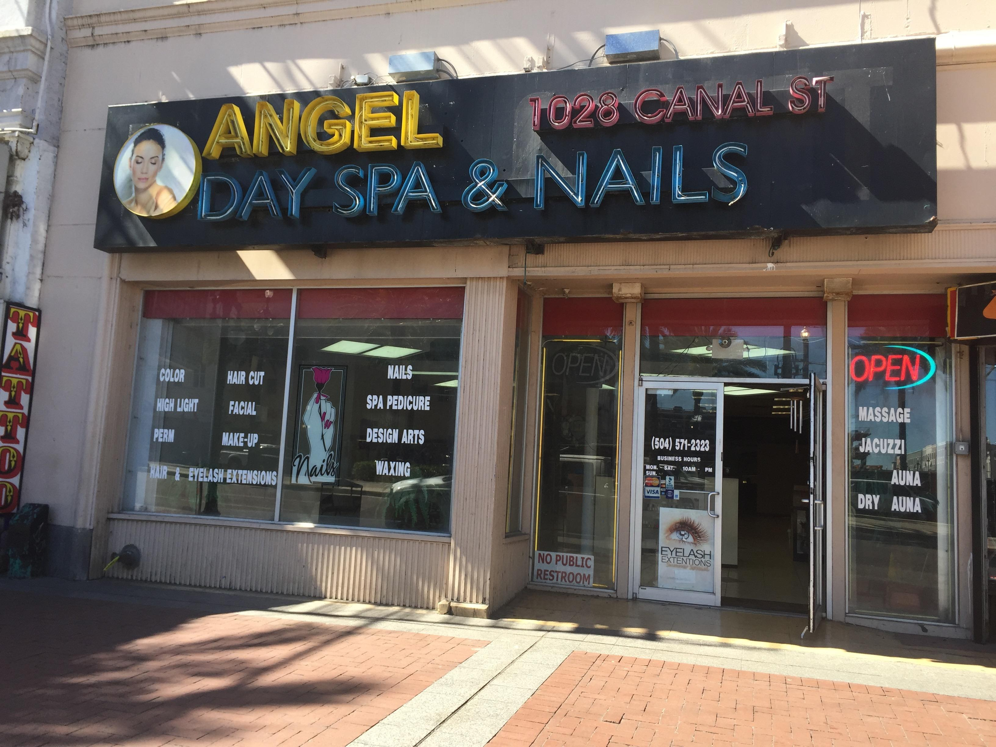 Angel day spa in new orleans la 70112 for Orleans salon