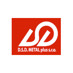 logo D.S.D.METAL plus s.r.o.