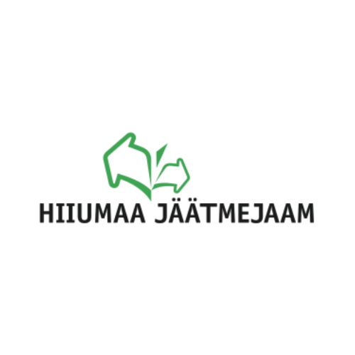 Hiiumaa Jäätmejaam OÜ logo