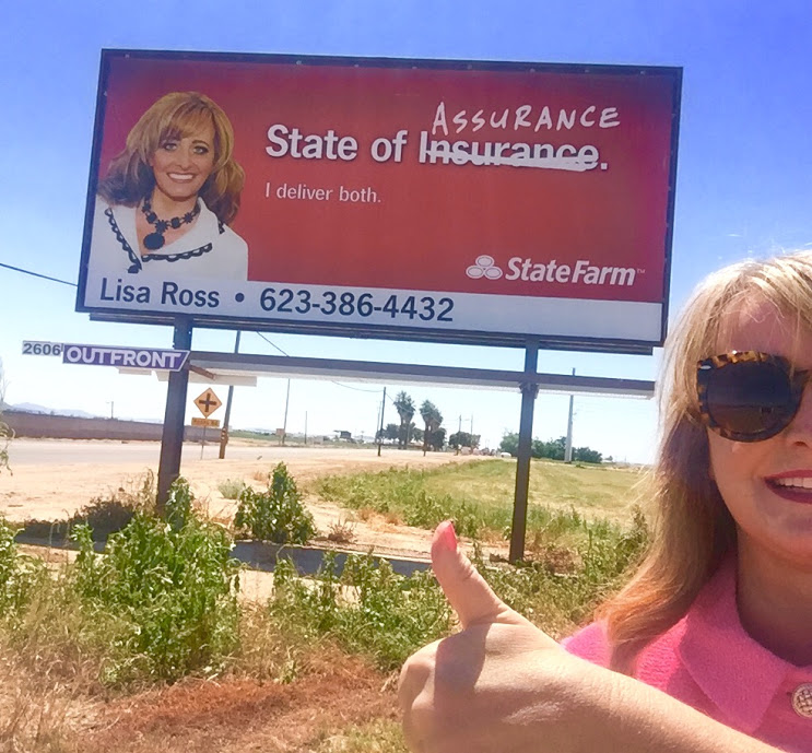 State Farm Lisa Ross In Buckeye Az Insurance Yellow Pages Directory Inc