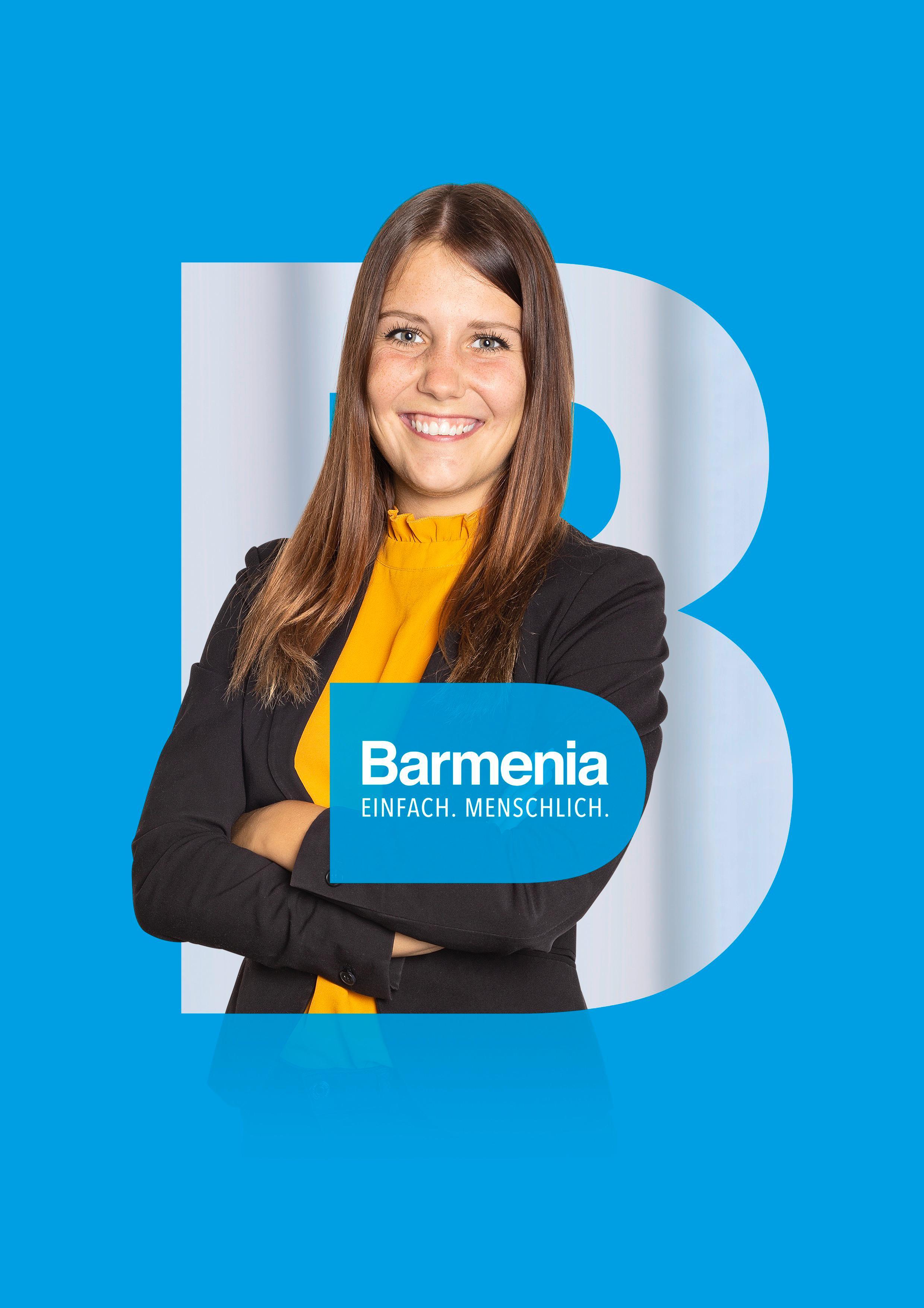 Barmenia Versicherung - Irina Jozwiak