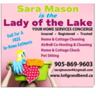 Lady of the Lake Cleaning & Property Management