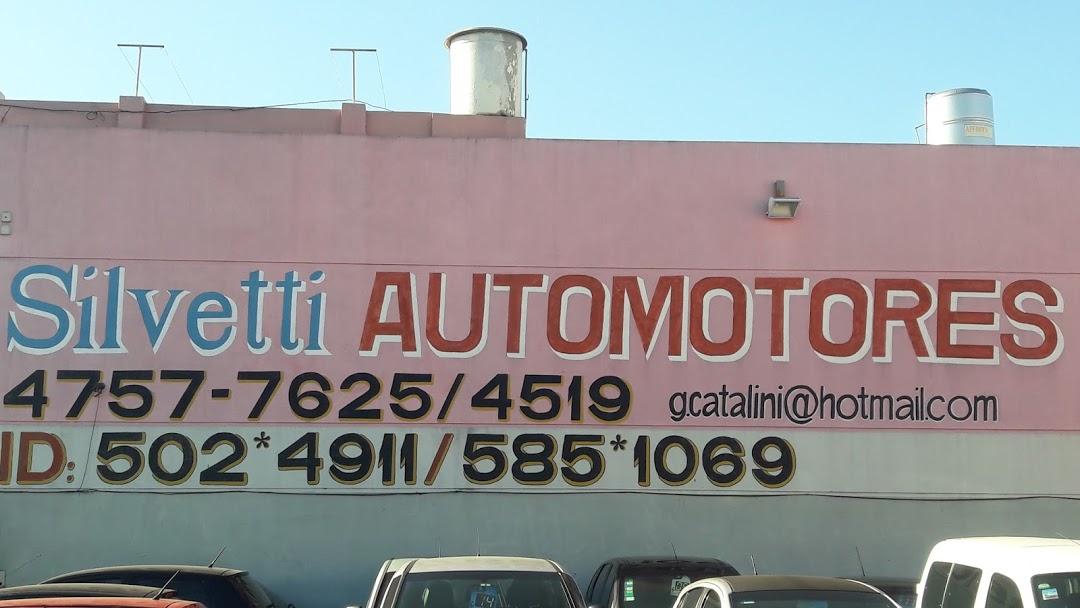 SILVETTI AUTOMOTORES