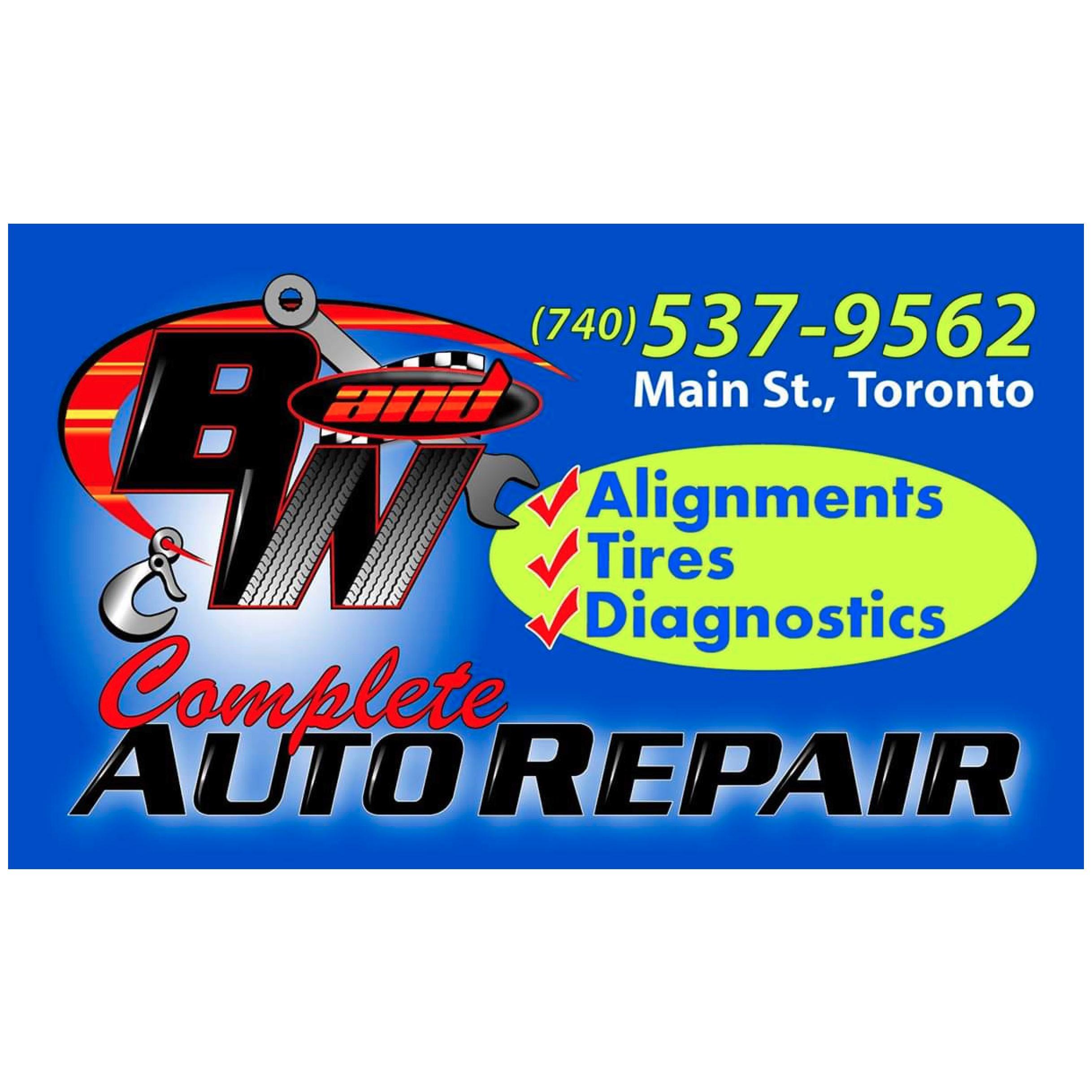 B & W Automotive Repair & Tire