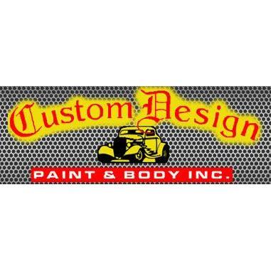 Custom Design Paint & Body Inc