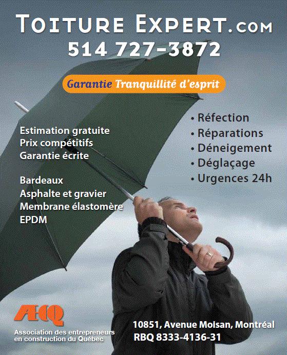 Toiture Expert in Montréal-Nord
