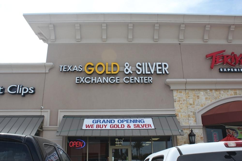 Texas gold silver exchange center in houston tx 77055 for Jewelry stores westheimer houston tx