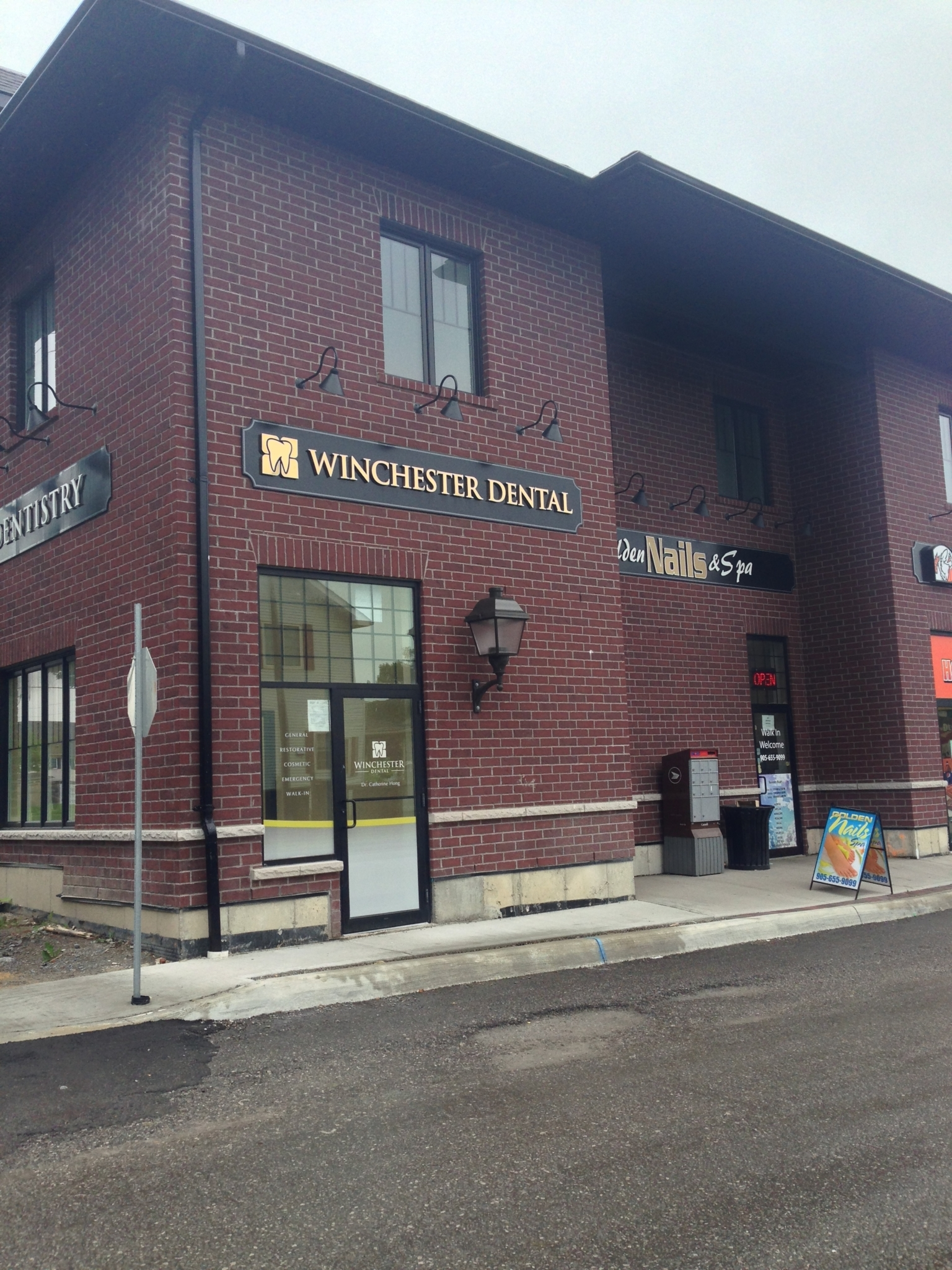 Winchester Dental Whitby (905)425-4205