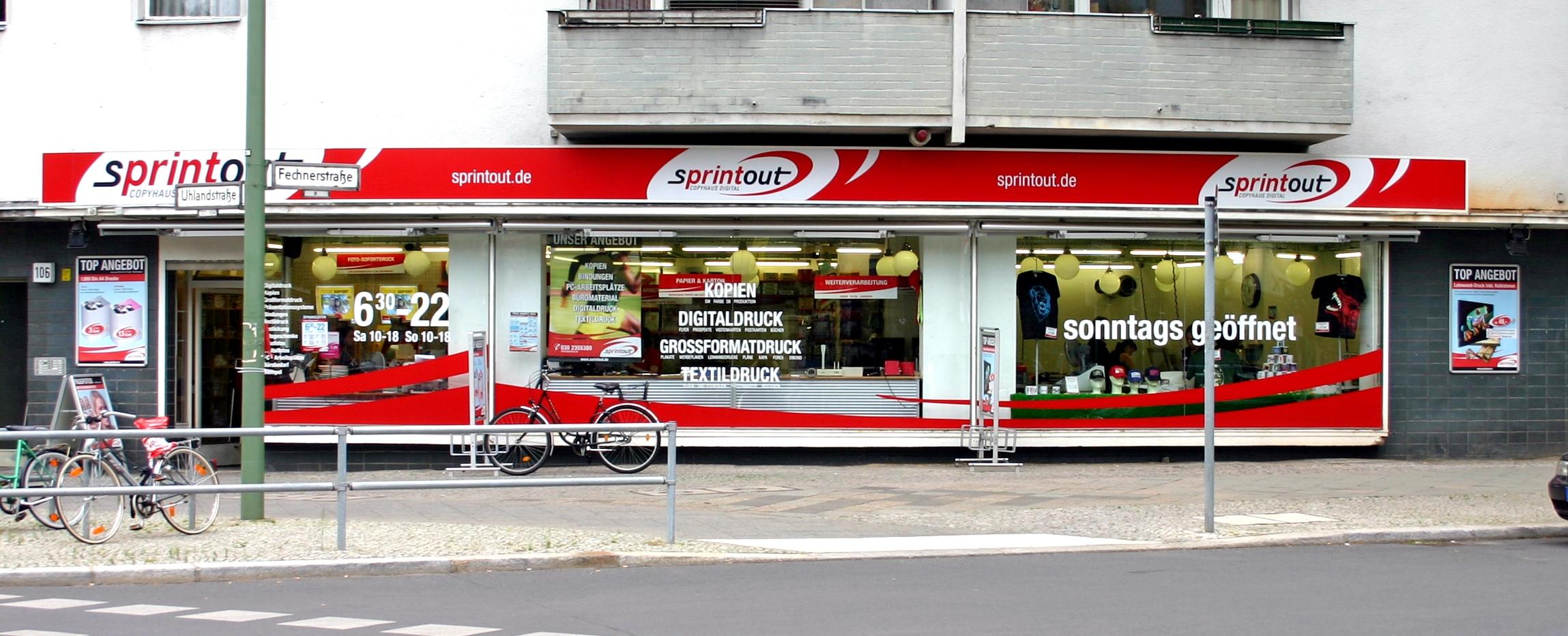 Sprintout Digitaldruck GmbH