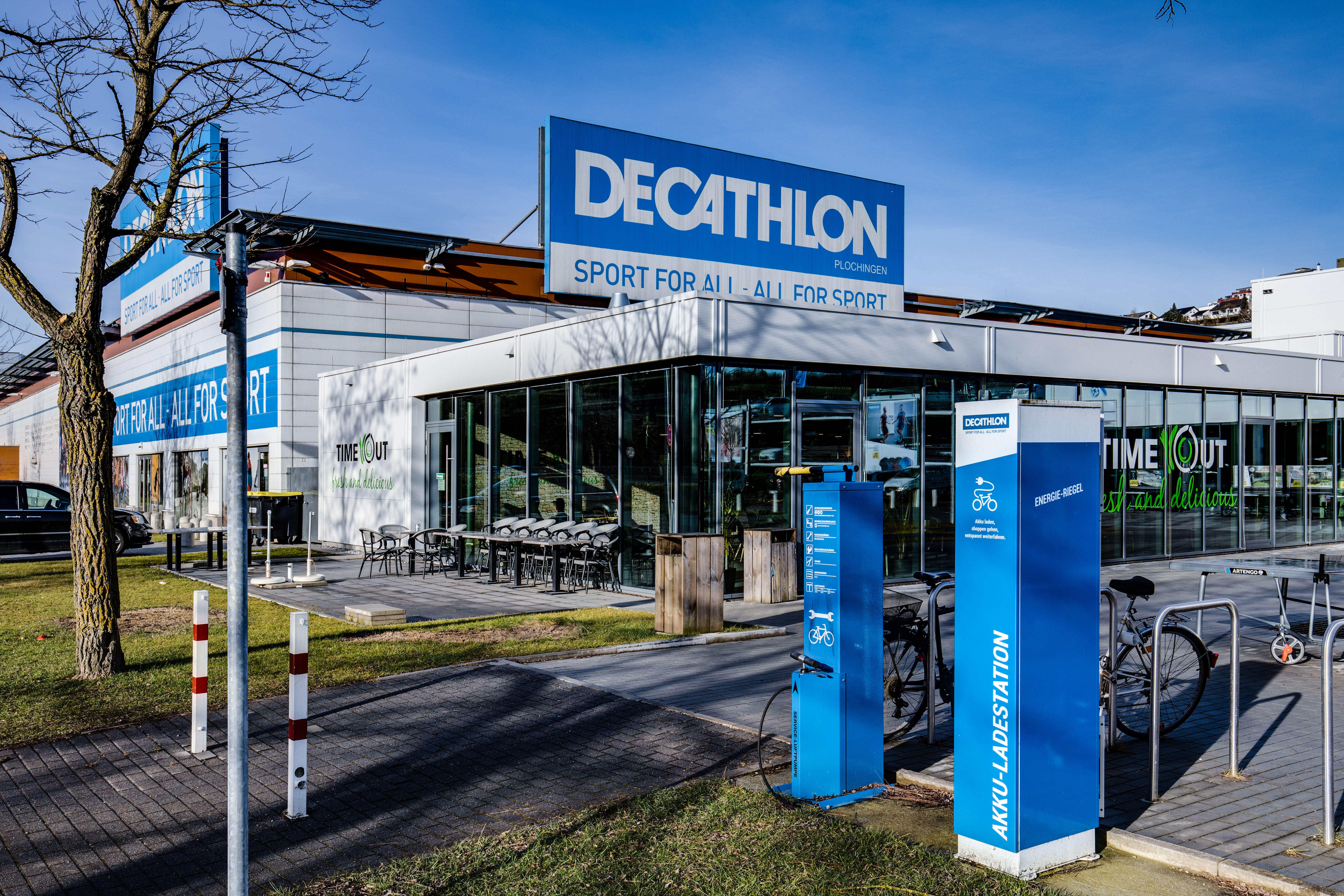 Bild der Decathlon Plochingen