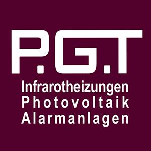 P.G.T. Infrarotheizungen-Alarmanlagen-Photovoltaik Logo
