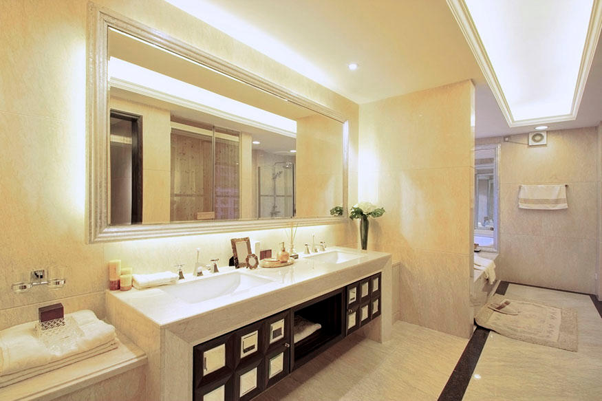 Modern Bathroom Remodeling In Fountain Valley Ca