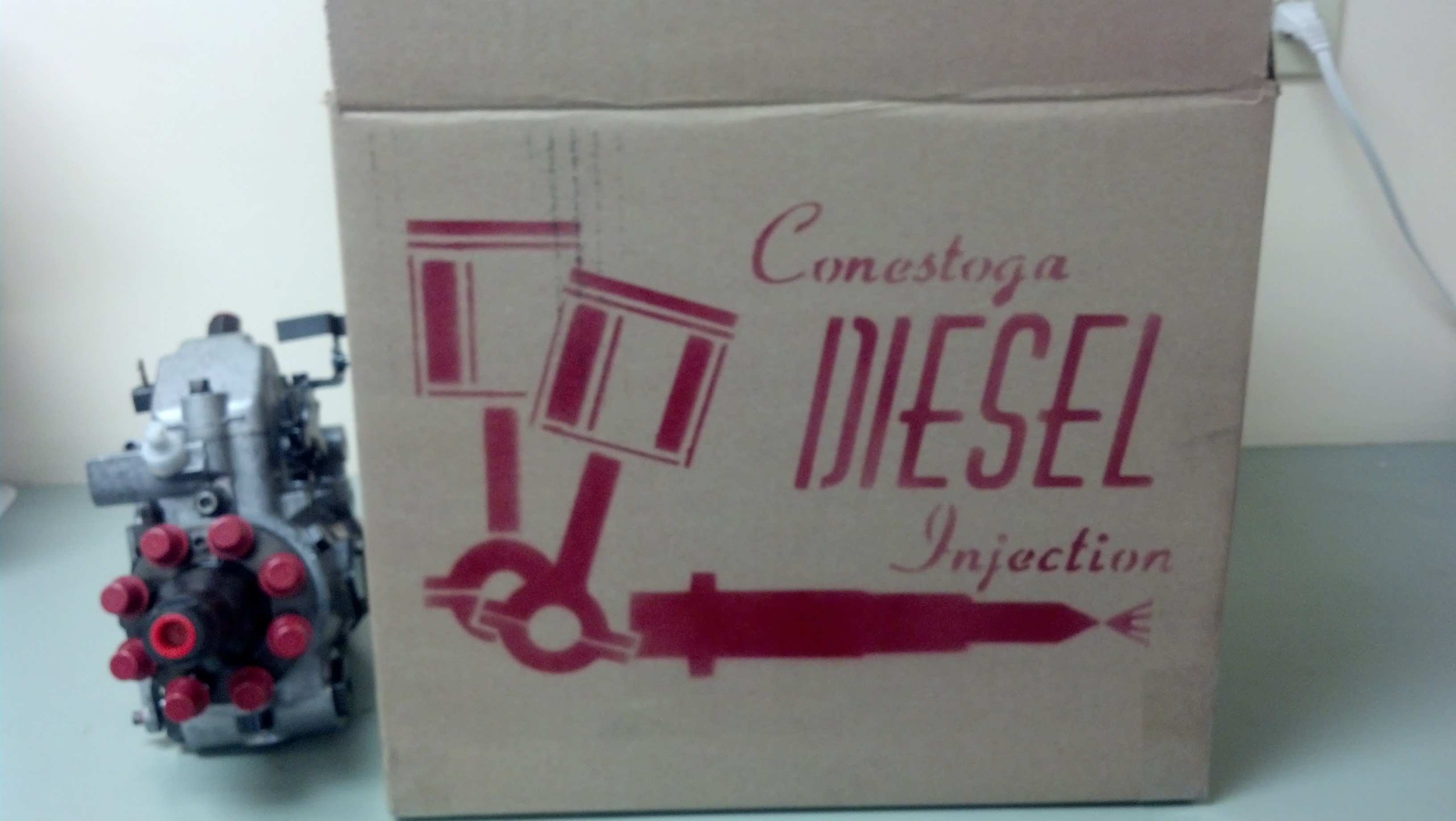 Conestoga Diesel Injection