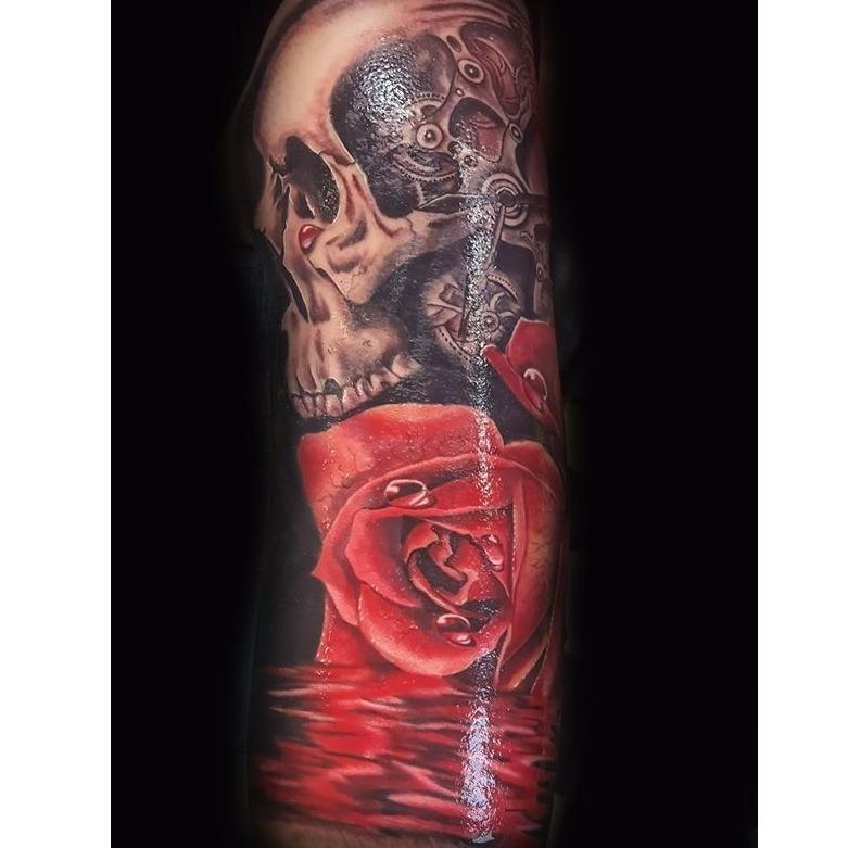 Elite skin art tattoo and body piercing coupons near me in for Tattoo deals near me
