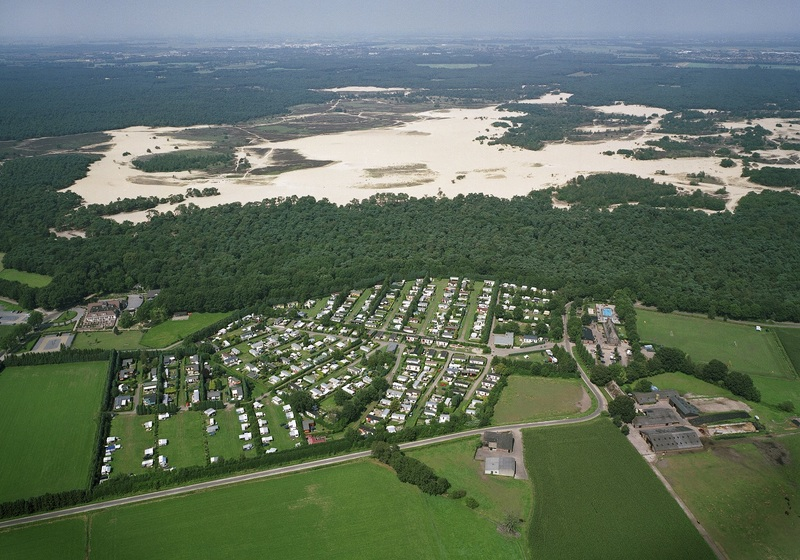 Recreatiepark Duinhoeve Udenhout BV