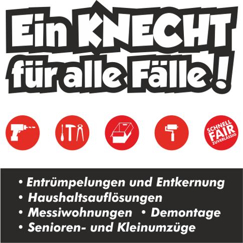 Bild zu Robert Knecht - Ein Knecht für alle Fälle - Entrümpelung, Messiwohnungen, Senioren-Umzüge in Großostheim