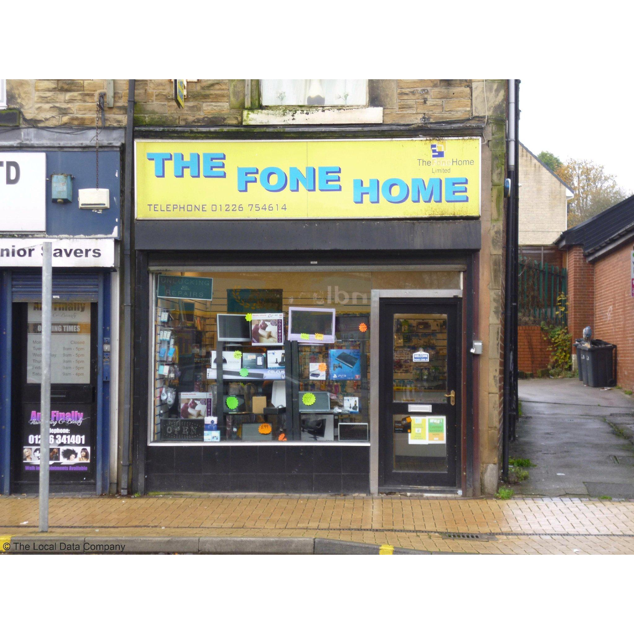 The Fone Home - Barnsley, South Yorkshire S73 8HS - 01226 754614 | ShowMeLocal.com