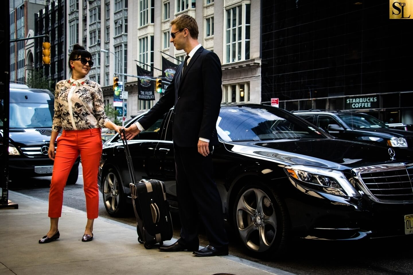 Luxury Car Chauffeur Service New York