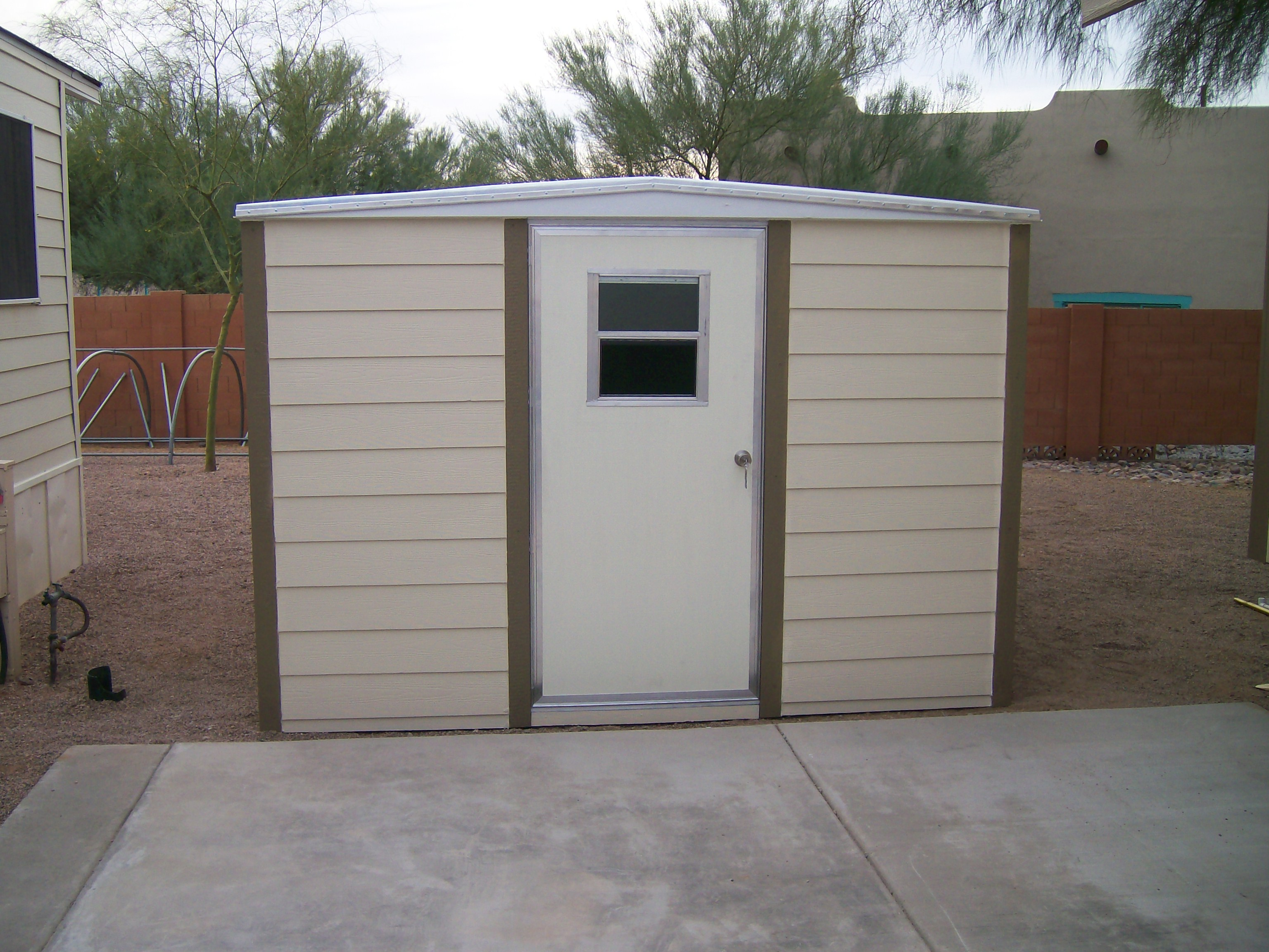 Discount sheds in apache junction az 85120 for Inexpensive sheds