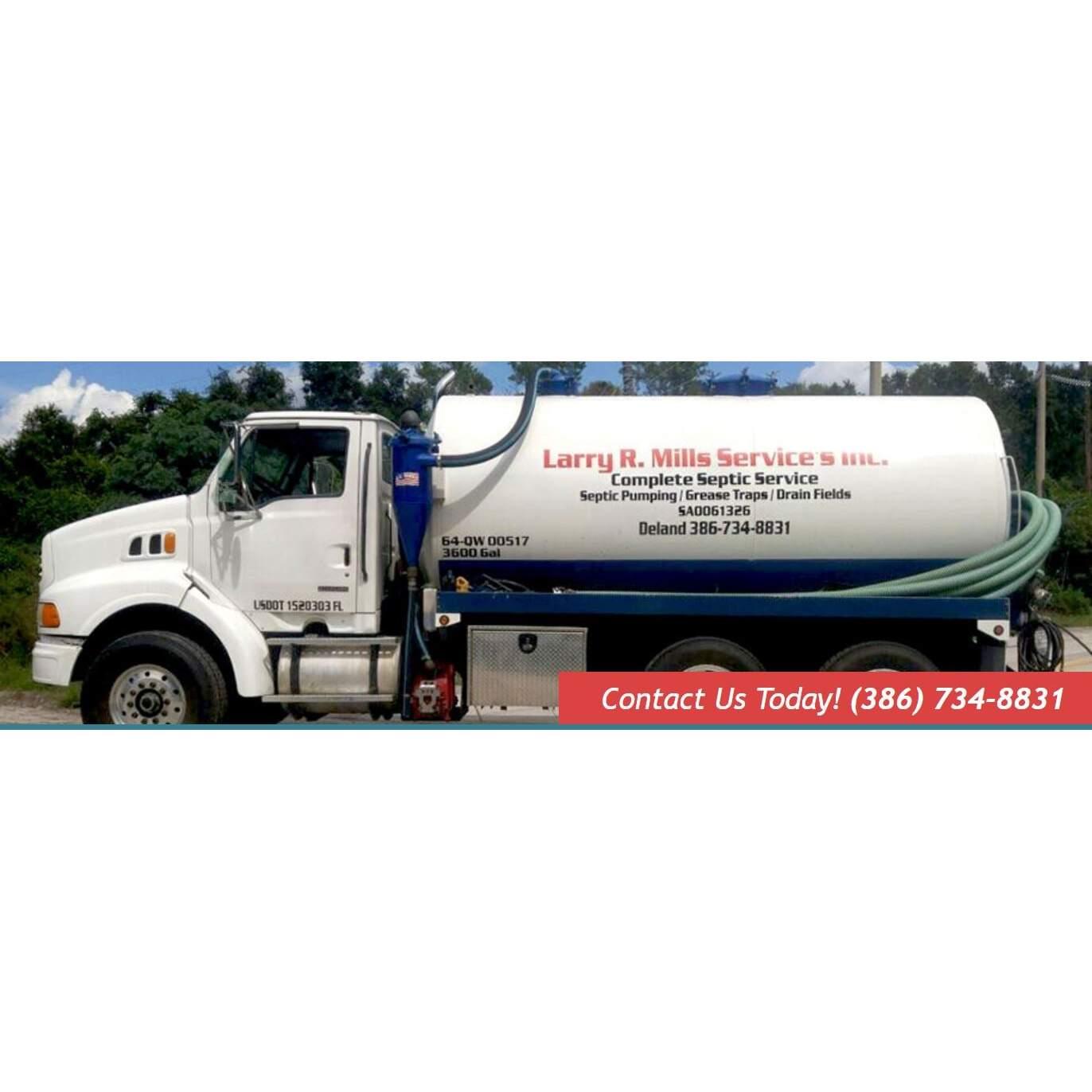 Larry Mills Services Inc