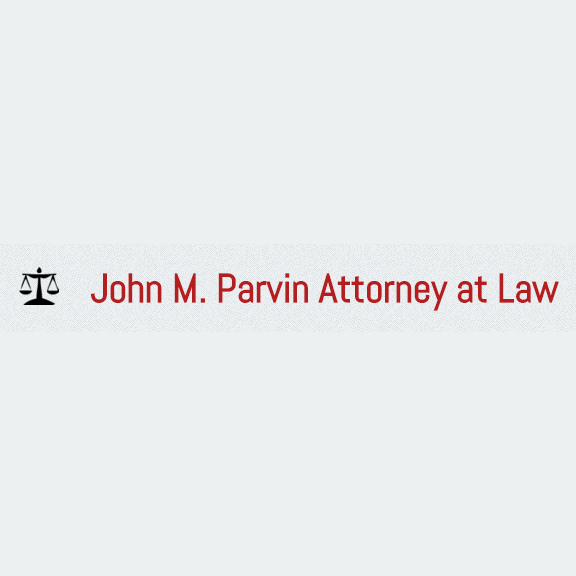 John M. Parvin Attorney at Law