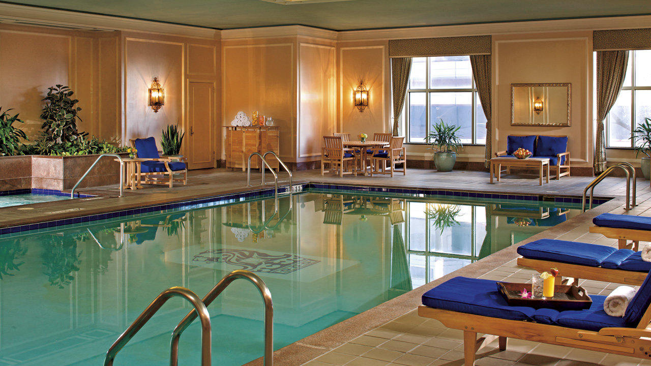Hotels Near Tysons Corner With Spa
