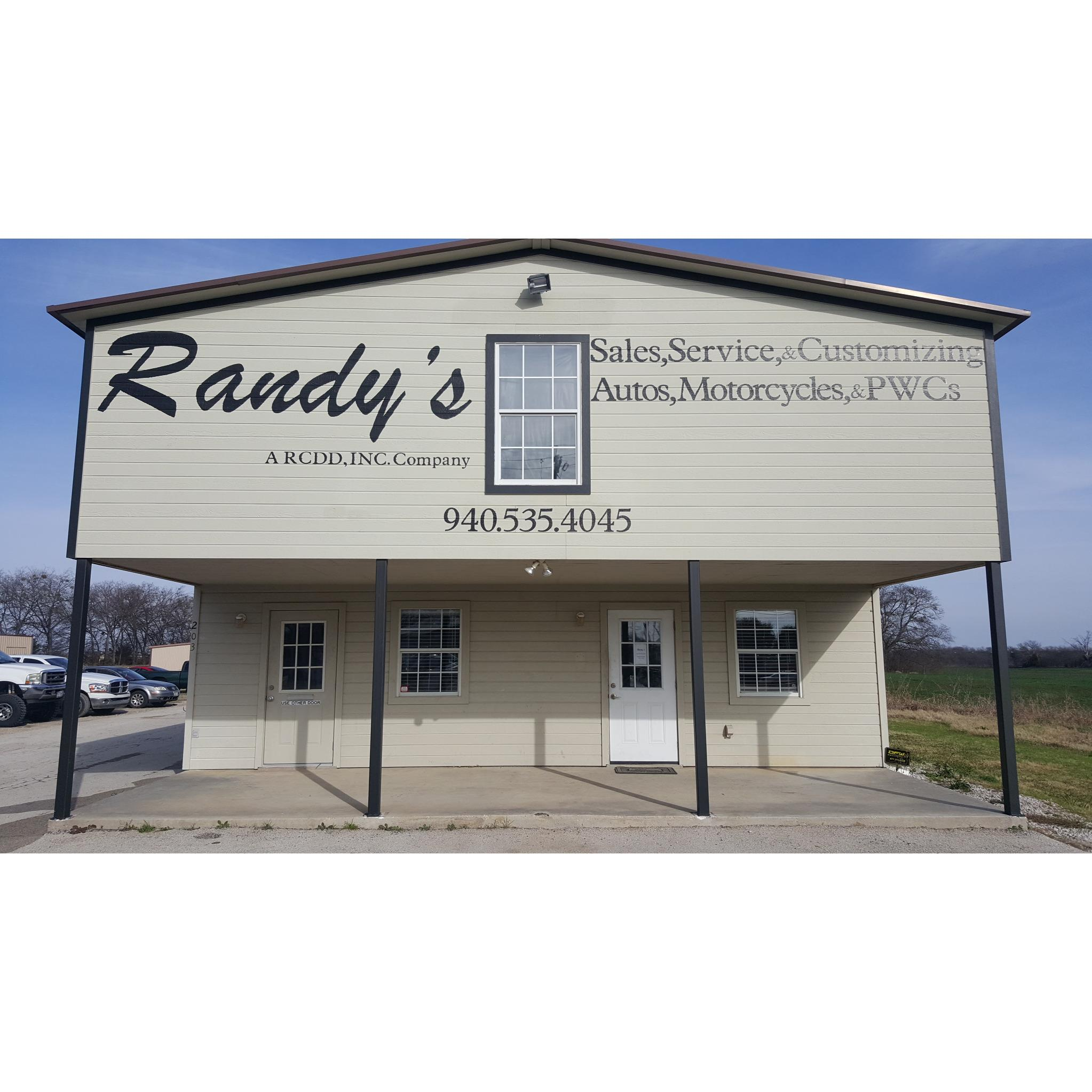 Randy's of Sanger