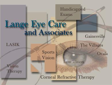 Lange Eye Care Optical Gallery & LASIK Center - ad image