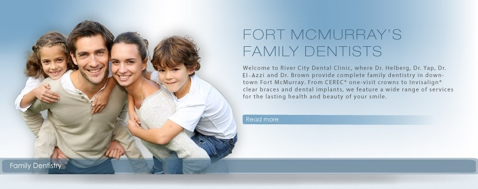 River City Dental Clinic Fort McMurray (780)791-9797