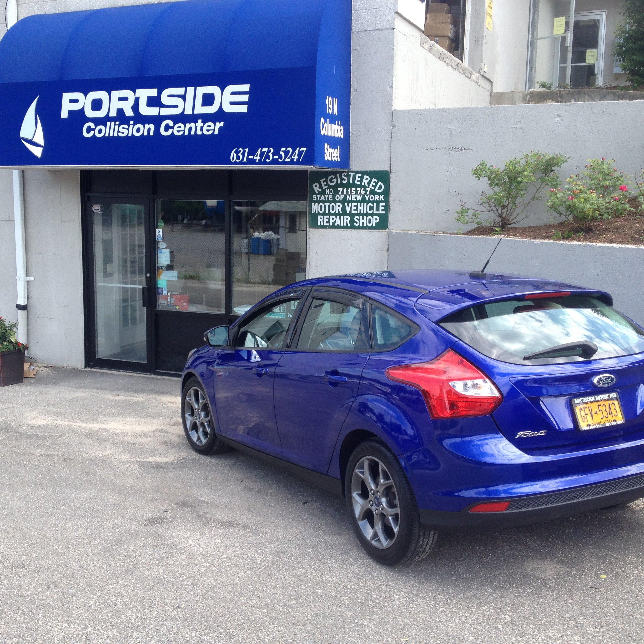 Portside collision center coupons near me in port for Honda specialist near me