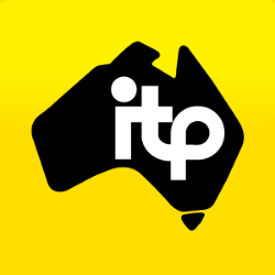 ITP Income Tax Professionals Beenleigh Logo