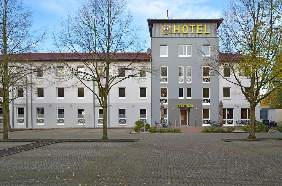 B&B Hotel Düsseldorf-Ratingen, Lintorfer Weg 79 in Ratingen