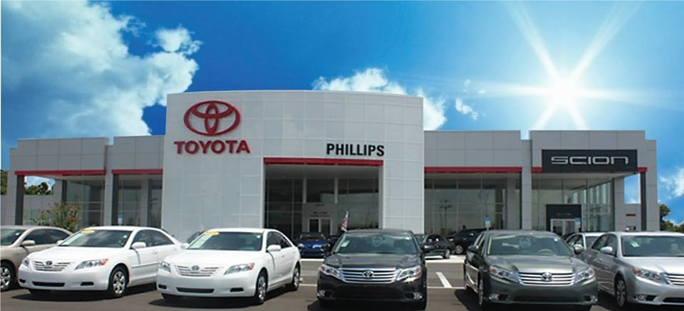 phillips toyota toyota dealers orlando toyota dealership orlando in leesburg fl 34788. Black Bedroom Furniture Sets. Home Design Ideas