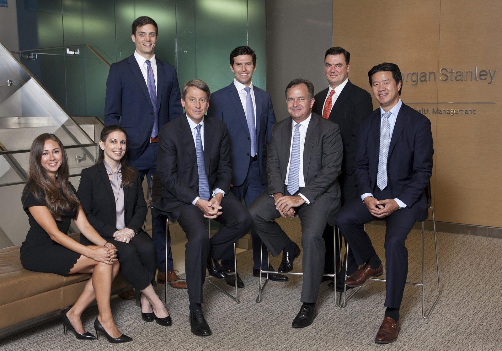 Goodwin Wall Tung Group New York Ny Morgan Stanley