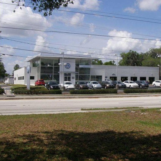 Volkswagen Florida Dealerships: Lakeland Volkswagen In Lakeland, FL 33801