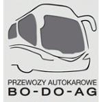 """Przewozy Autokarowe """"Bo-Do-Ag"""" mgr inż. Grażyna Wiśniewska"""